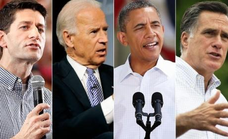 2012 Presidential Debate Schedule: Candidates to Square Off Four Times Starting Wednesday