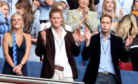"Chelsy Davy Claims Dating Prince Harry Was ""Scary,"" Is Obviously Insane"