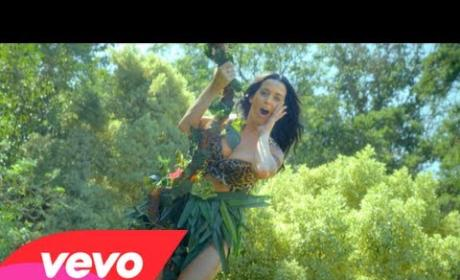 "Katy Perry ""Roar"" Music Video Teaser: Released!"