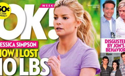 Jessica Simpson: The Revenge Diet!
