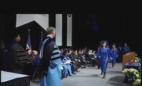 Fricken Awesome Graduation Prank at Grand Valley State Goes Viral!