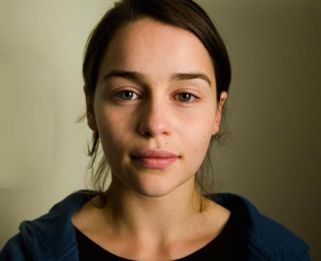 Emilia Clarke No Makeup Photo