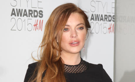 Lindsay Lohan Playboy Spread to Be Released Early Following Leak