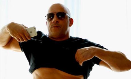 Vin Diesel Body