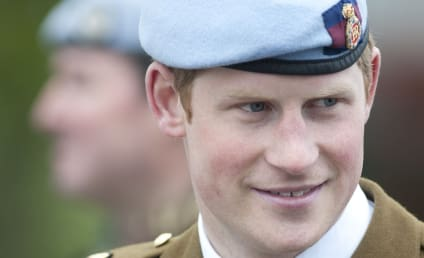 Prince Harry: Threatened With Death, Kidnapping By Taliban Spokesman!