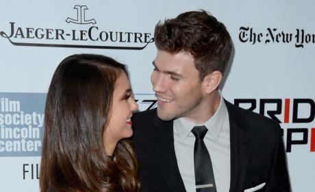 Nina Dobrev and Austin Stowell Photo