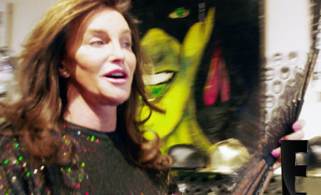 Caitlyn Jenner Makes Like Kendall: Watch This Klip!