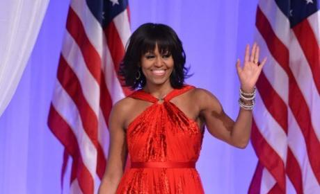 Michelle Obama Wears Michael Kors Suit From The Good Wife to State of the Union, Internet Goes Berzerk