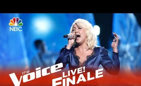 Meghan Linsey - Change My Mind (The Voice Finale)