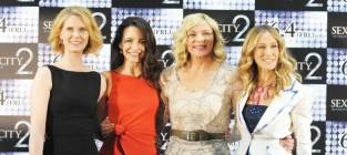 Kristin Davis Casts Doubt on Sex and the City 3