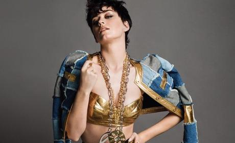 Katy Perry: New Face (And Body!) of Moschino