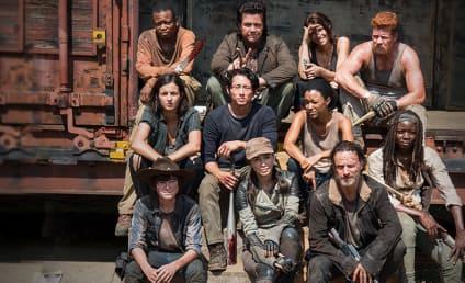 The Walking Dead Season 5 Cast Photos: Keep On Surviving!
