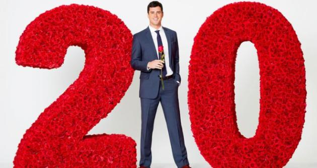 Is ben f from the bachelorette dating