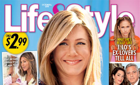 Jennifer Aniston: A Baby at LAST!
