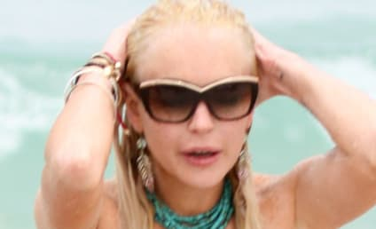 Lindsay Lohan Gets a Job!!!