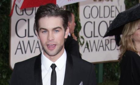 Golden Globe Fashion Face-Off: Chace Crawford vs. Cory Monteith