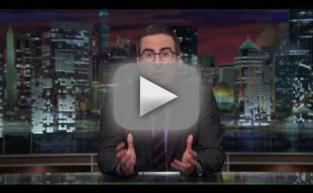 John Oliver On Orlando Shooting: Omar Mateen Is a Terrorist Dipsh*t
