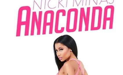 Nicki Minaj, Bare Booty Promote New Single