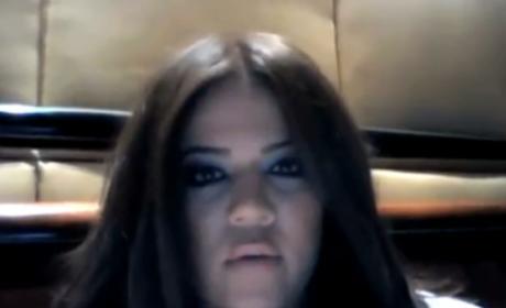 Khloe Kardashian PSA