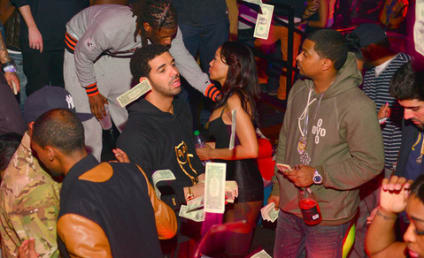 Drake: Making it RAIN at Charlotte Strip Club!