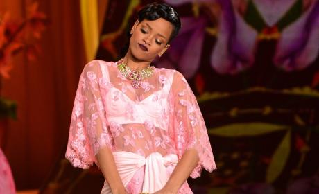 Rihanna on Chris Brown: We Are NOT Together!