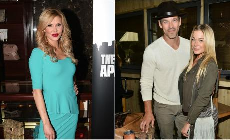 "Brandi Glanville: I ""Acted Like A Child"" With LeAnn Rimes"