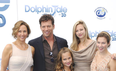 Harry Connick Jr. and Family