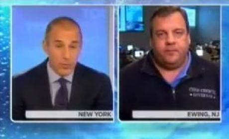 "Chris Christie Praises President Obama for ""Outstanding"" Response to Sandy"