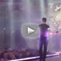 Adam Levine CLOCKS Fan With Mic in Concert: Watch!