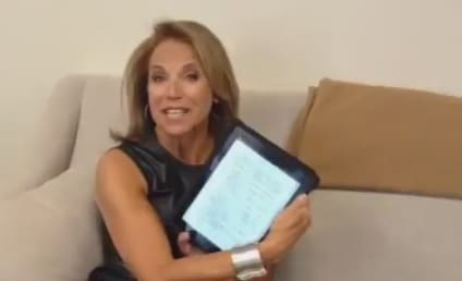 Katie Couric Gets Kinky With EL James, Talks Fifty Shades of Grey Movie