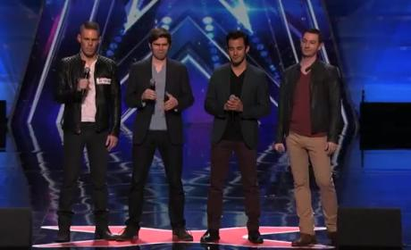 Opera Boy Band Amazes Judges on America's Got Talent