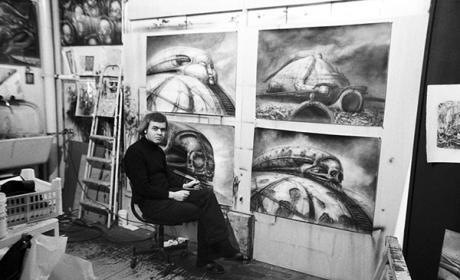 HR Giger Dead: Legendary Sci-Fi Artist Was 74