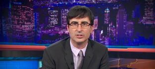 John Oliver to Host Comedy Series on HBO