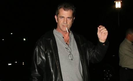 Mel Gibson: Five Years Sober!