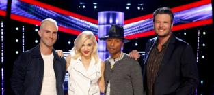 Blake Shelton, Gwen Stefani: Single and Loving It on the Set of The Voice!