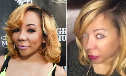 "Tameka ""Tiny"" Cottle Changes Eye Color to Gray Via Controversial Procedure: See the Photo!"
