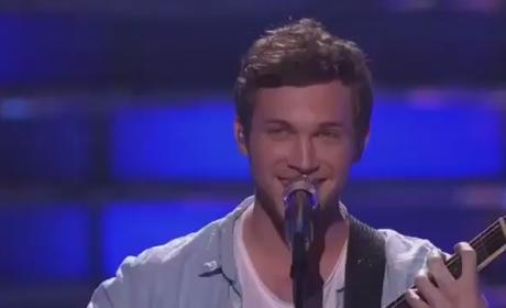 """Phillip Phillips - """"Stand By Me"""""""