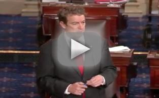 Rand Paul Ends Filibuster