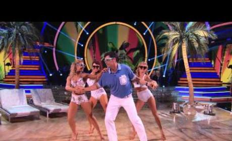 Michael Waltrip - Dancing with the Stars Week 2 Performance