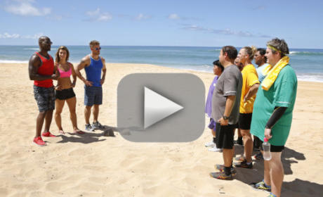 The Biggest Loser Season 16 Episode 13 Recap: Killin' It In Kauai