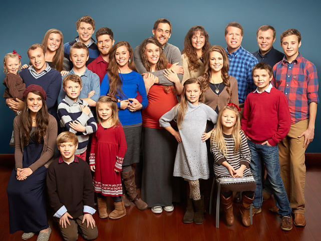 Duggar Family-19 Kids and Counting Photo
