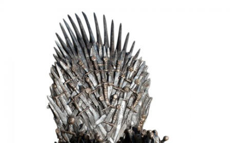 The Iron Throne: On Sale Now!