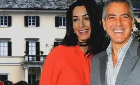 George Clooney and Amal Alamuddin Obtain Marriage License: EEEEK!!!