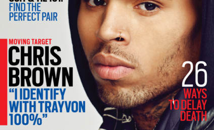 "Chris Brown Likens Himself to Trayvon Martin, Says Jay Z Gets a ""Pass"""