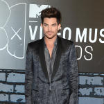 Adam Lambert at the VMAs