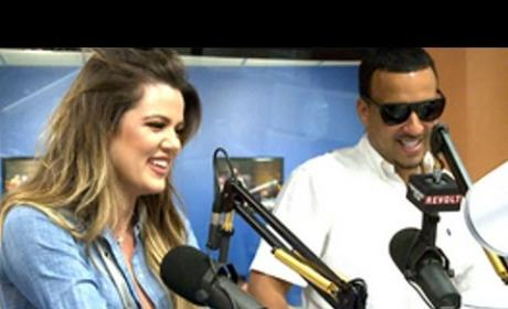 Khloe Kardashian, French Montana Interview