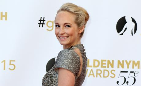 Candice Accola Gives Birth to First Baby!!!