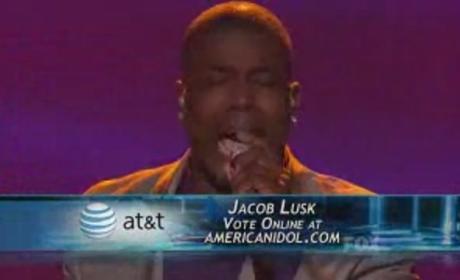 Jacob Lusk - Love Hurts (American Idol)