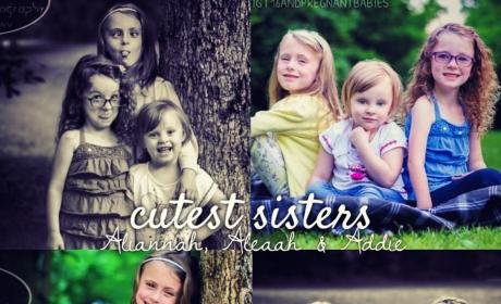 Leah Messer's Three Daughters
