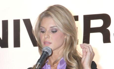 Carrie Prejean Defends Sex Tape